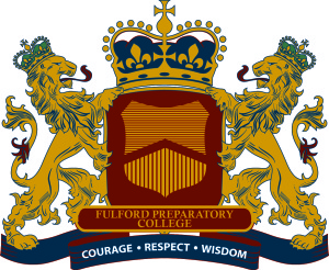Fulford PREPARATORY college logo