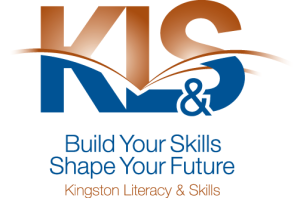 kingston literacy logo